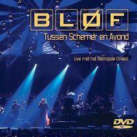 Cover Bløf met het Metropole Orkest - Tussen schemer en avond [DVD]